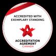 Accreditation Agreement Canada Logo